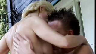 Bj, Buite, Ouer, Blond, Cowgirl